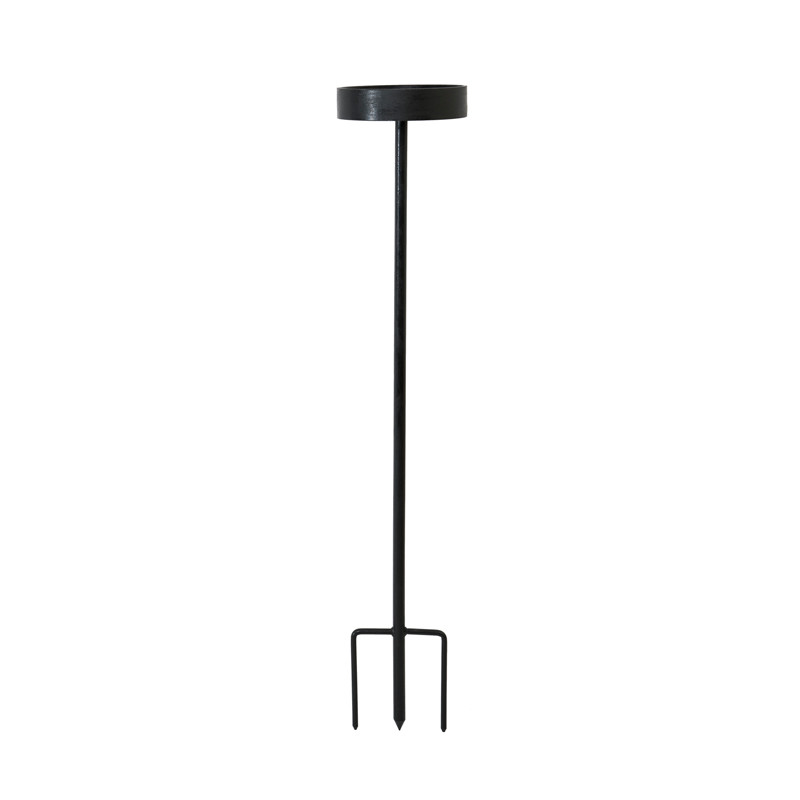 Living by heart candlestand h 70 cm
