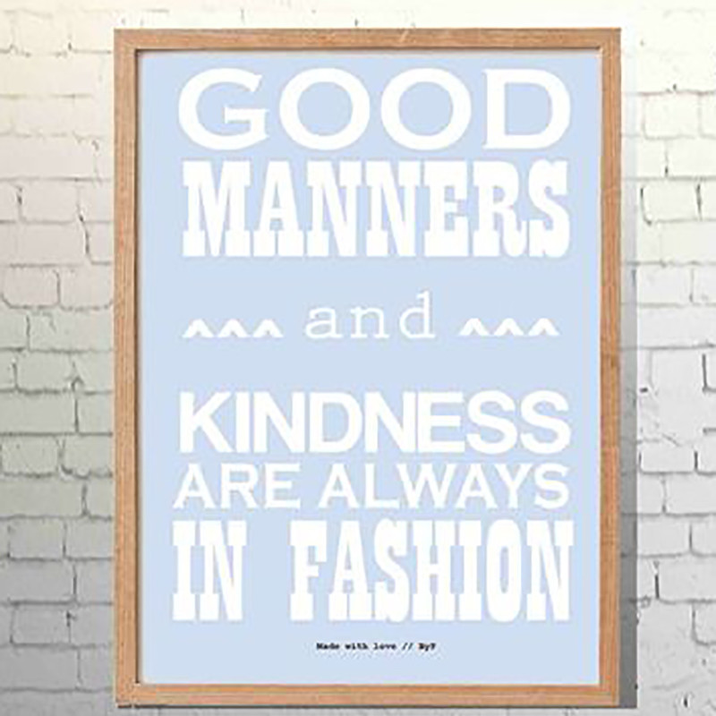 Image of   Livink Good Manners