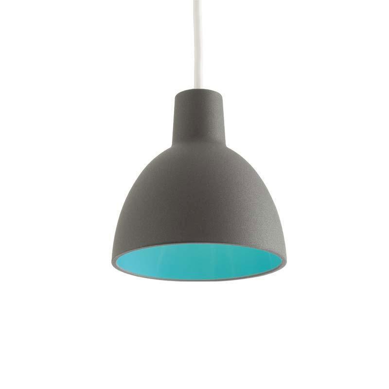 Louis Poulsen Toldbod 120 Grey/Turquoise Udstillingsmodel