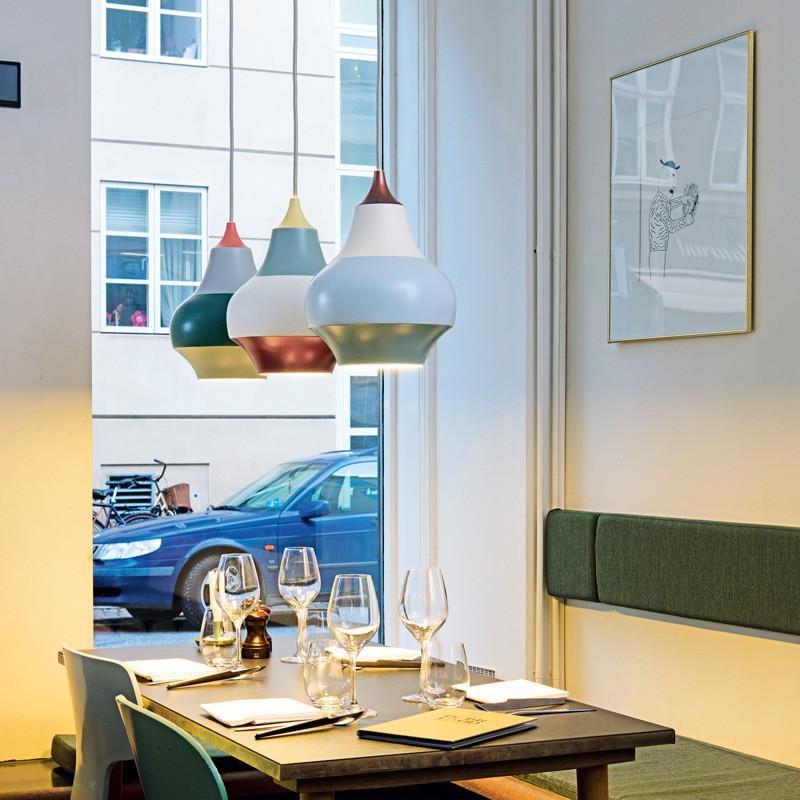 Louis Poulsen Cirque Lampe Rod Top Livingshop dk