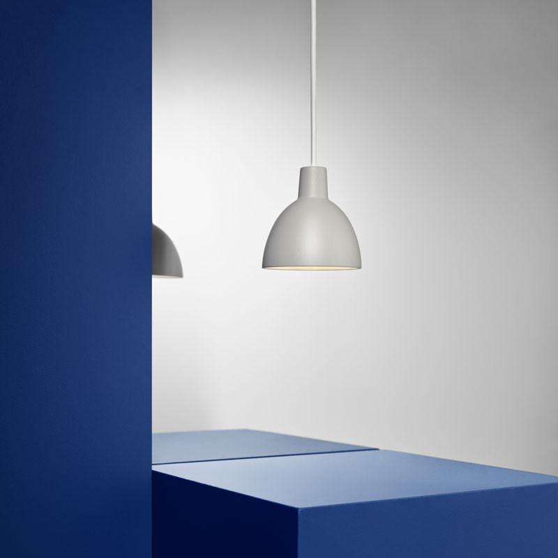 louis poulsen toldbod 120 pendel lysegr. Black Bedroom Furniture Sets. Home Design Ideas