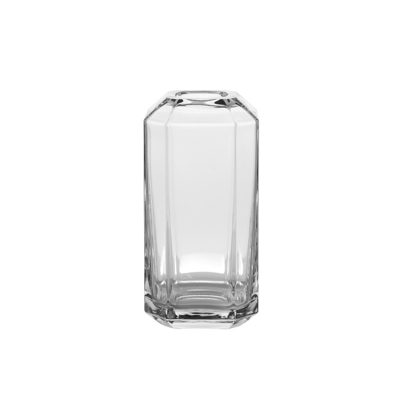 Image of   Louise Roe Jewel Vase Clear