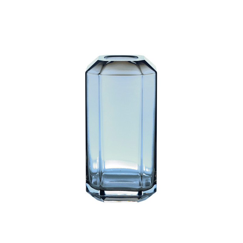 Image of   Louise Roe Jewel Vase Blue