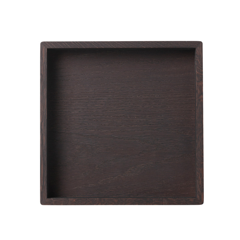 Image of   Louise Roe Smoked Oak Tray Lille