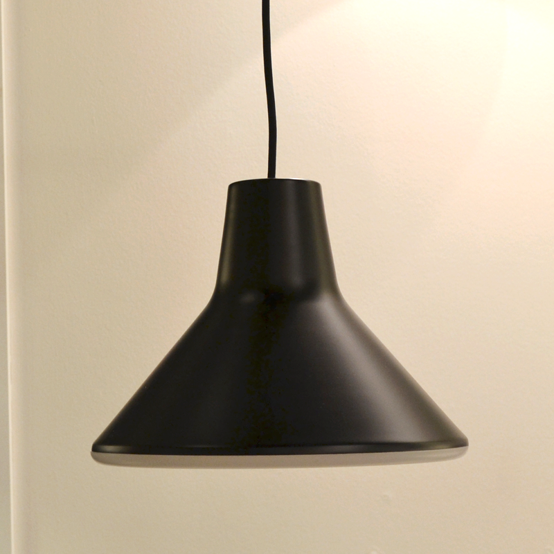 Luceplan Archetype Black Udstillingsmodel fra