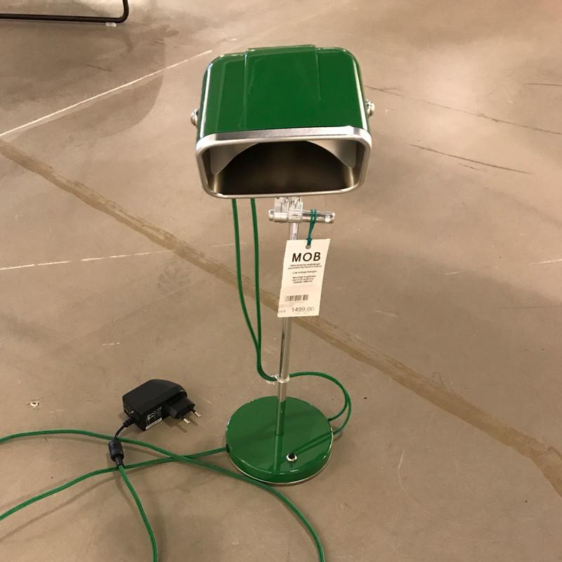 SwabDesign MOB Lampe Grøn Udstillingsmodel