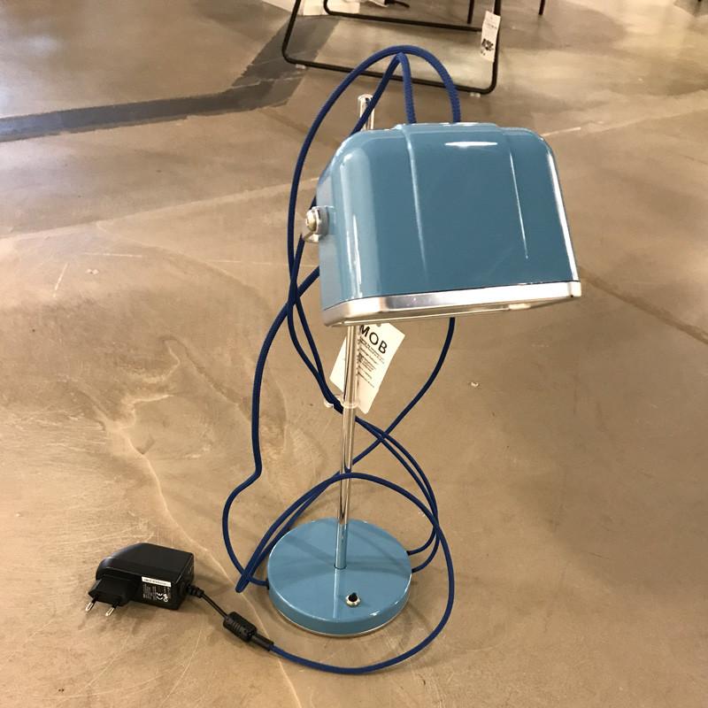 SwabDesign MOB Lampe Lyseblå Udstillingsmodel