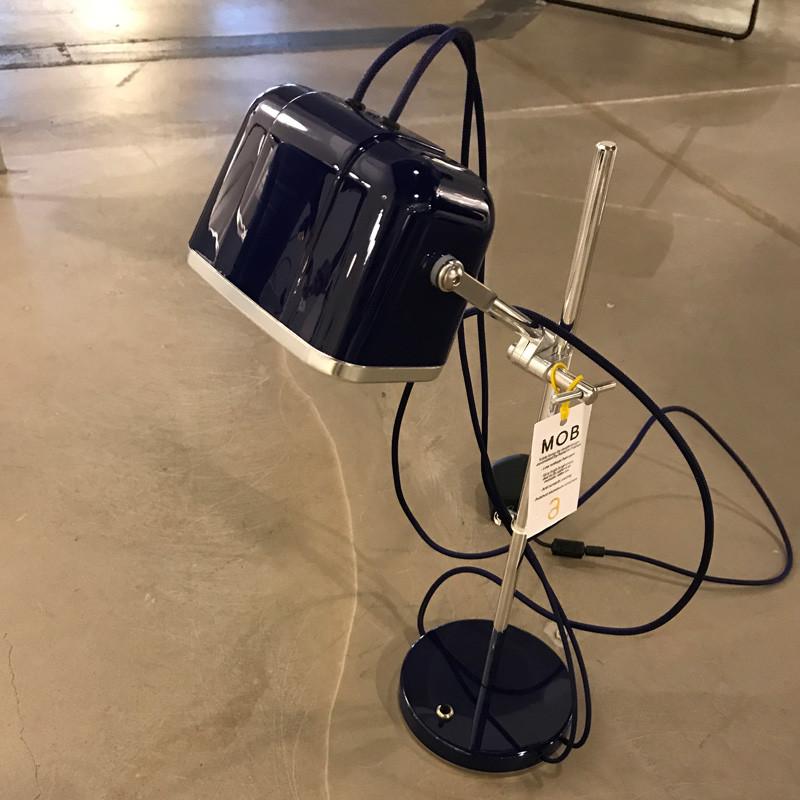SwabDesign MOB Lampe Mørkeblå Udstillingsmodel