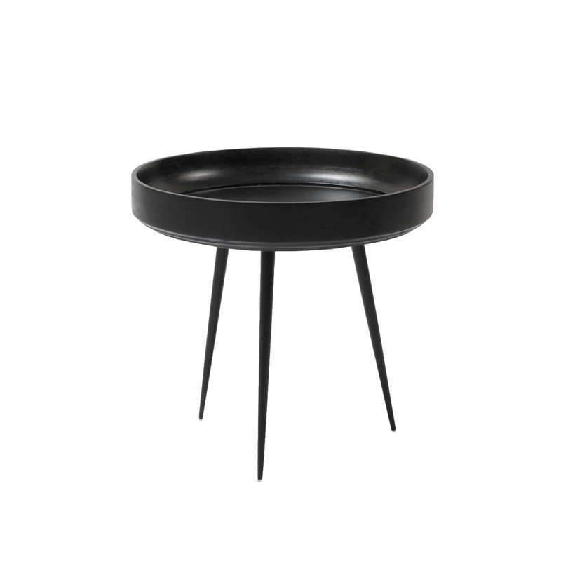 Mater bowl table black fra Mater på livingshop