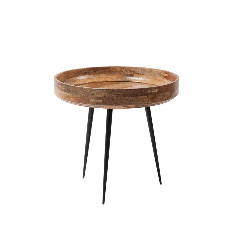 Mater Mater bowl table natural fra livingshop