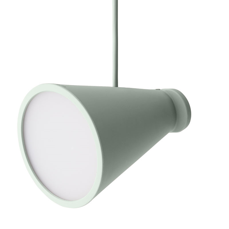 Image of   Menu Bollard Lamp Pale Green