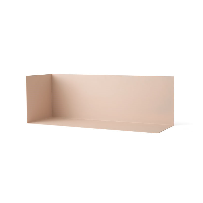 Image of   Menu Corner Shelf Large Nude