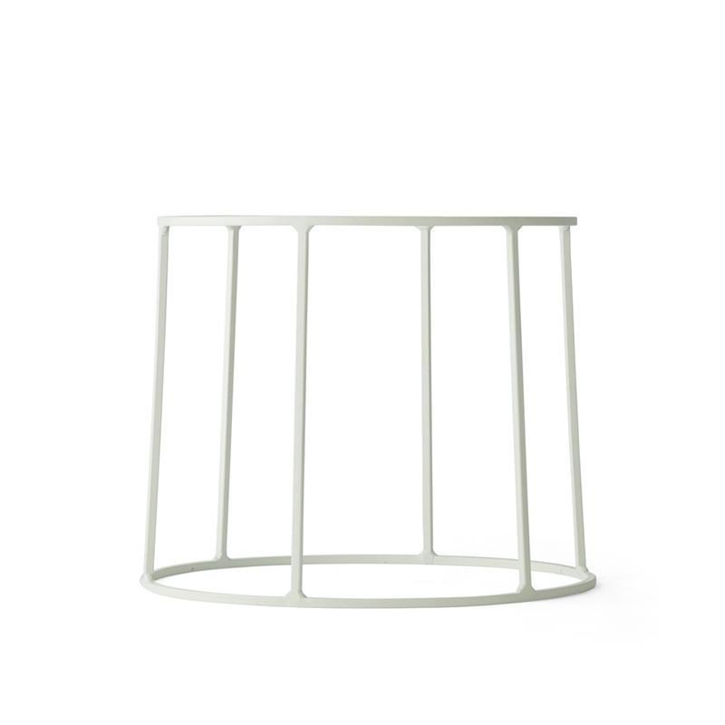 Image of   Menu Wire Base White