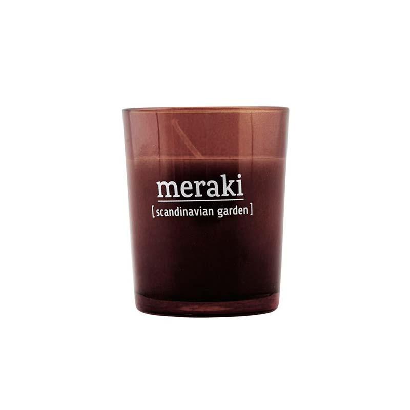 Meraki – Meraki scandinavian garden duftlys på livingshop