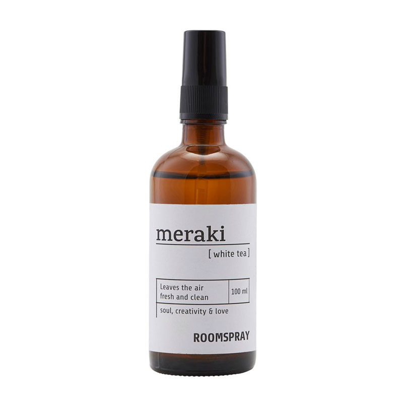 Meraki white tea room spray