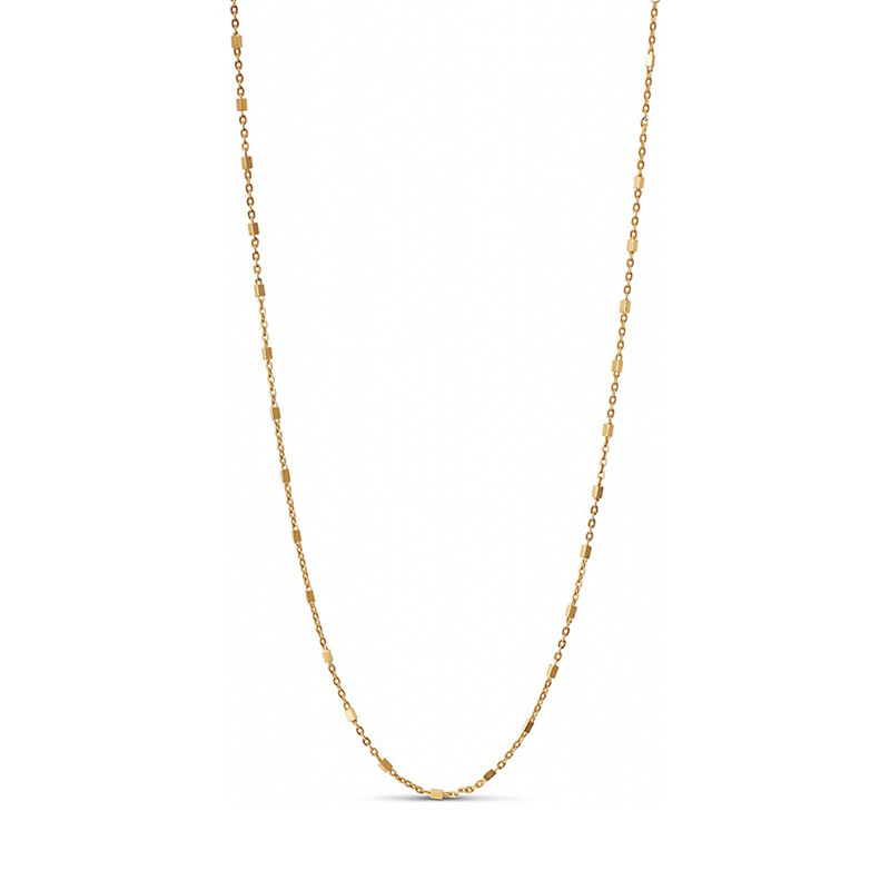 Image of   Enamel Copenhagen Elva Necklace Gold-Plated