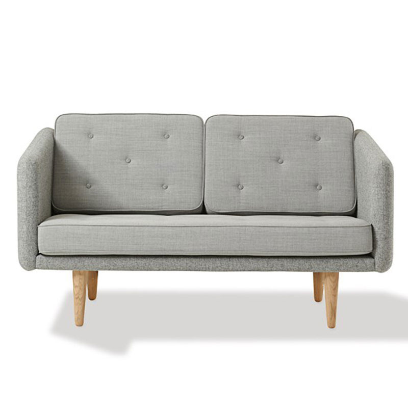 Fredericia Furniture 2002 NO. 1 2-Pers Sofa fra Fredericia Furniture