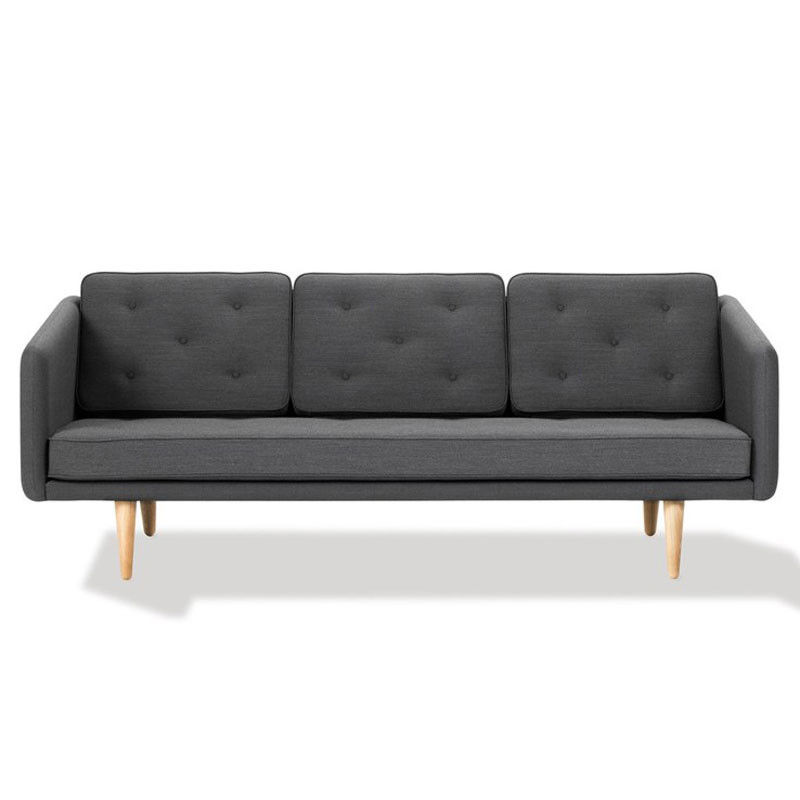 Fredericia Furniture 2003 NO. 1 3-Pers Sofa fra Fredericia Furniture