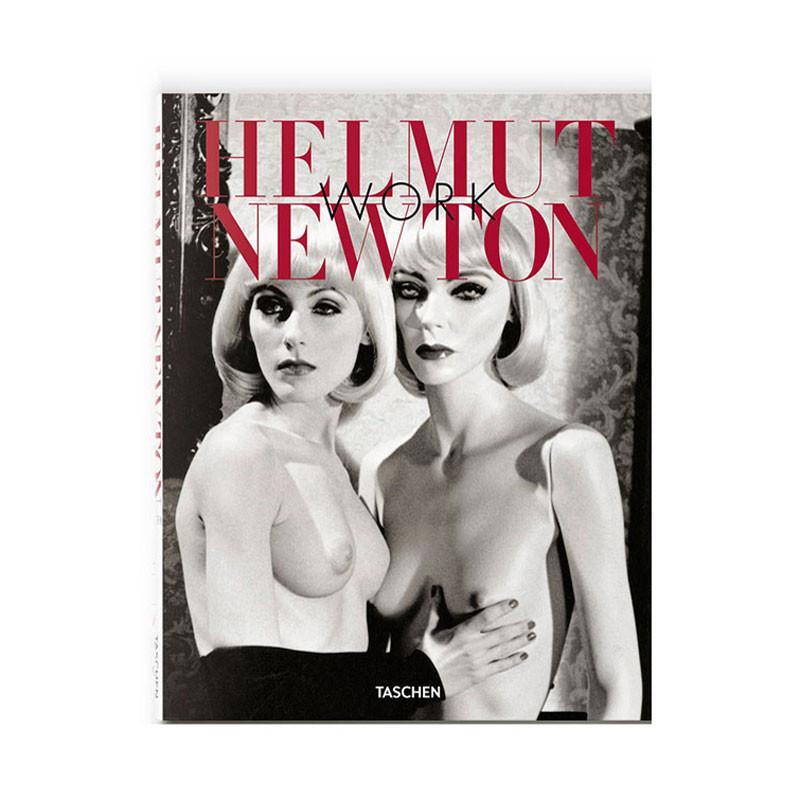 New Mags Helmut Newton Work Bog