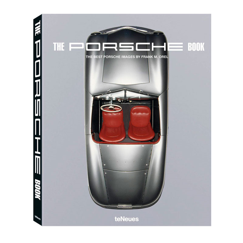 Image of   New Mags The Porsche Book