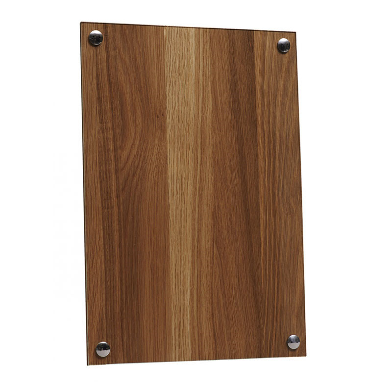 Image of   New Works A Frame Natural Oak Ramme