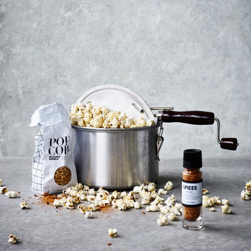 Image of   Nicolas Vahé Popcorn Popper Sæt