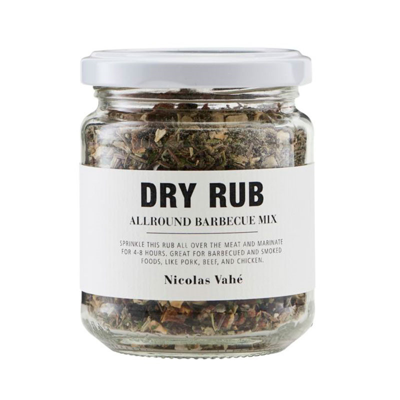 Nicolas vahé dry rub allround barbecue mix