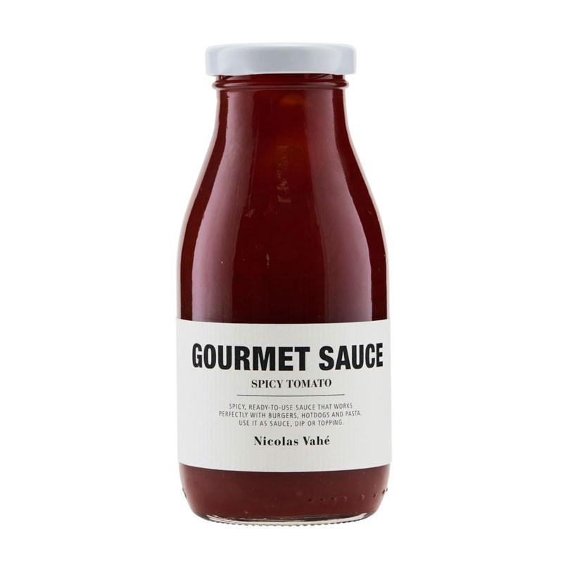 Image of   Nicolas Vahé Gourmet Sauce Spicy Tomato