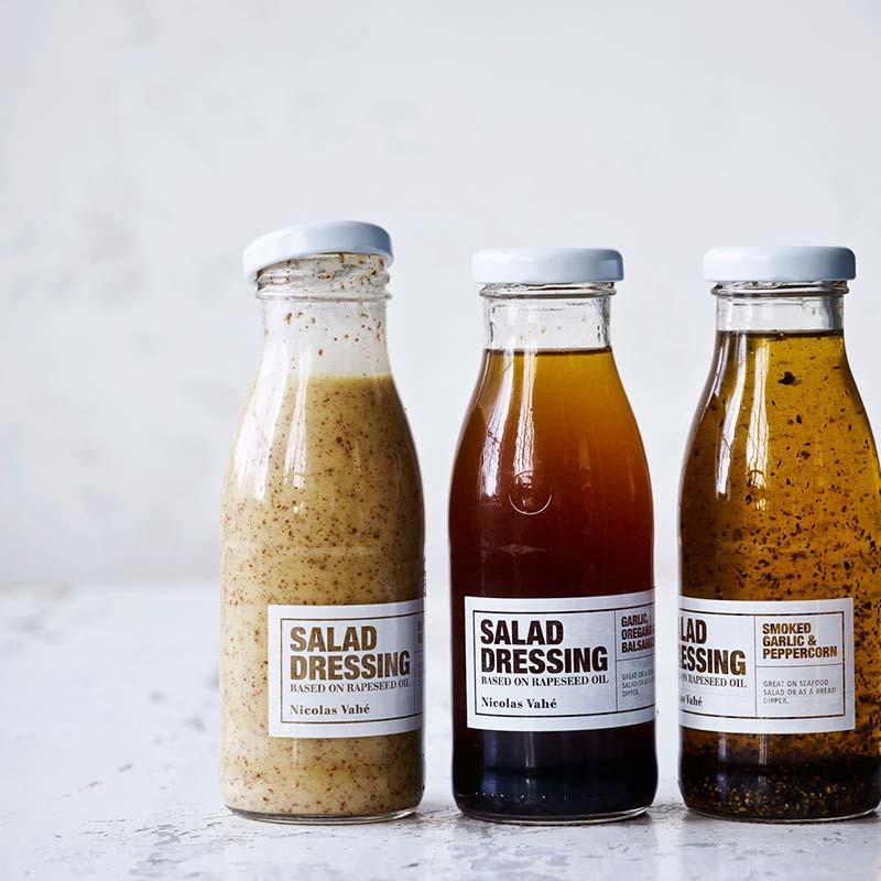 dressing honning balsamico