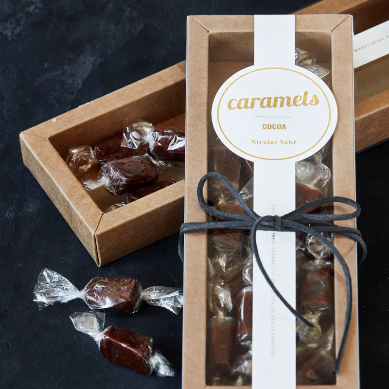 Image of   Nicolas Vahé Cocoa Caramels