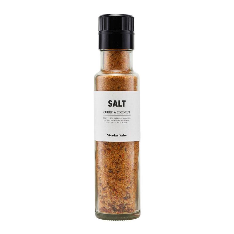 Nicolas vahé curry & coconut salt