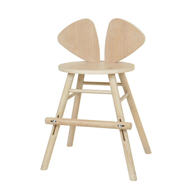 Nofred mouse junior high chair oak