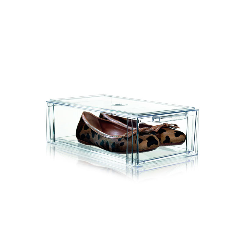 Nomess – Nomess clear drawer no. 1 small shoe fra livingshop