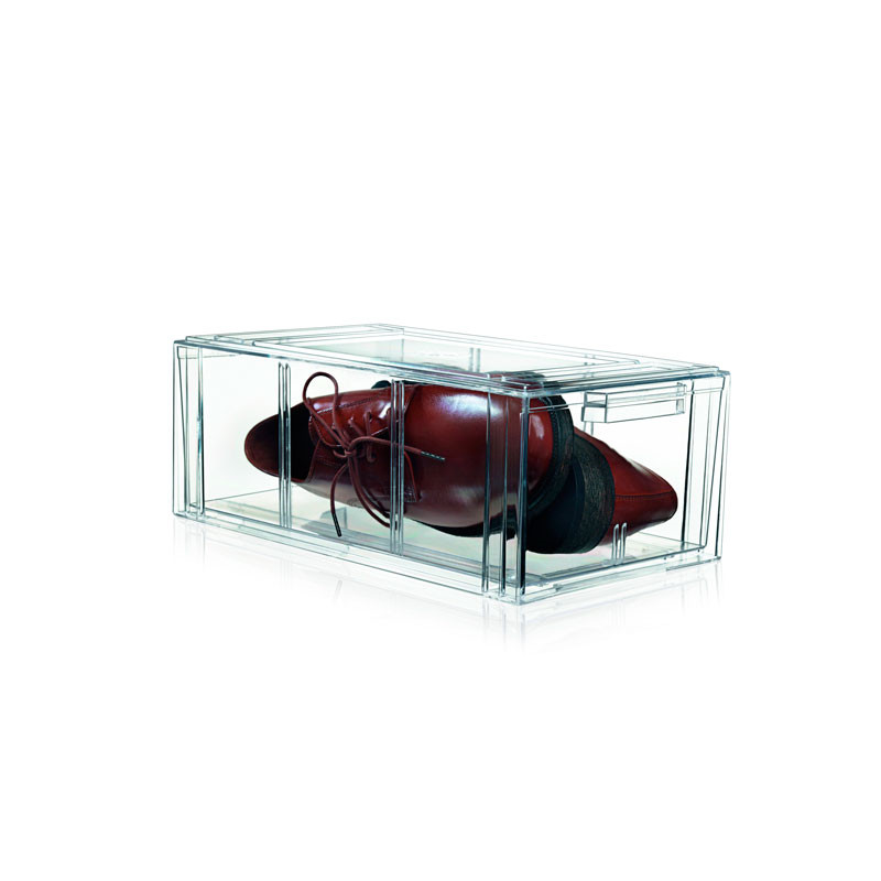 Nomess clear drawer no. 2 big shoe fra Nomess på livingshop