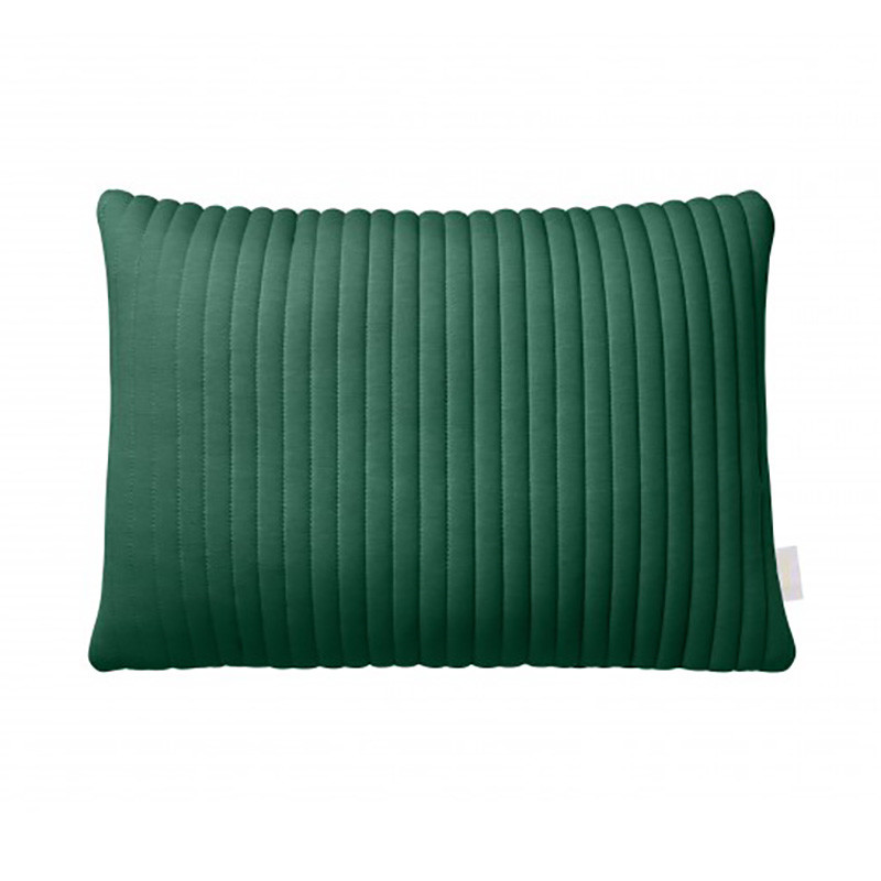 Image of   Nomess Linear Memory Pillow Rectangular Green
