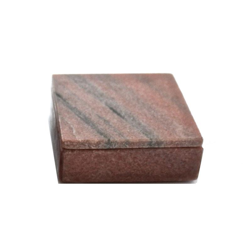 Nordstjerne Nordstjerne coral marble box small fra livingshop