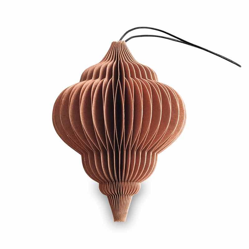 Nordstjerne paper jewel copper