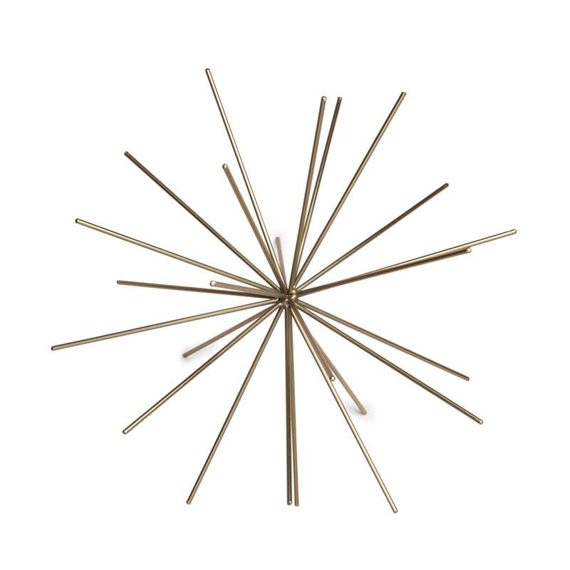 Nordstjerne twinkle brass large