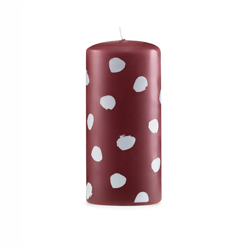 Image of   Normann Cph Block Candle Geluk Amsterdam