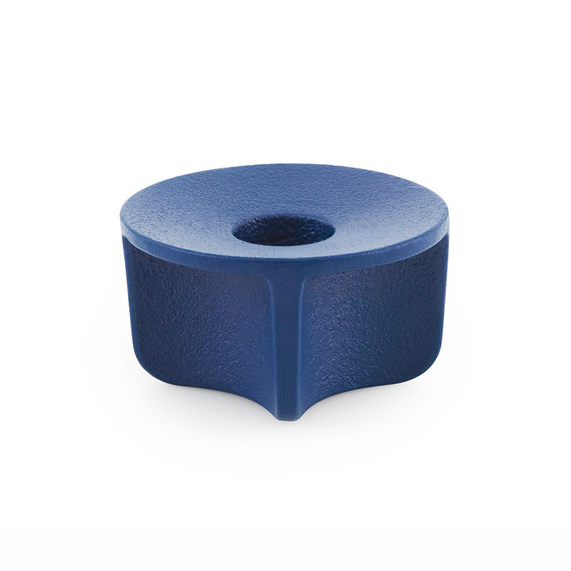 Image of   Normann Cph Fe Candlestick Dark Blue