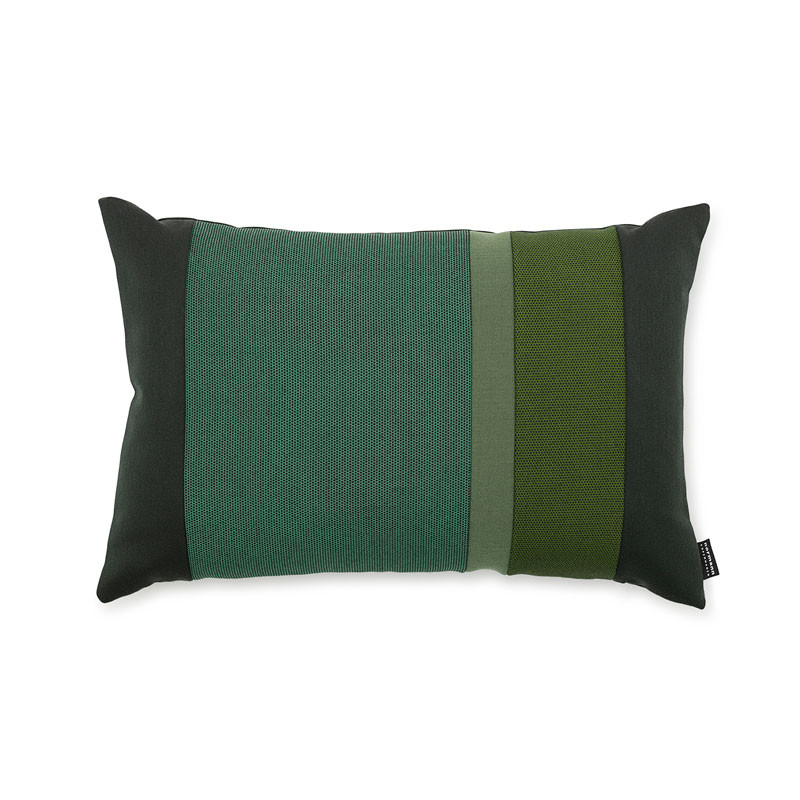 Image of   Normann Cph Line Cushion Green 40 x 60
