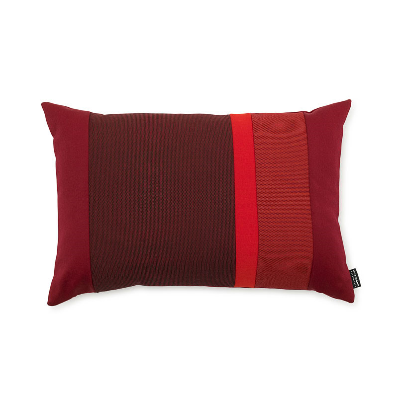 Image of   Normann Cph Line Cushion Red 40 x 60