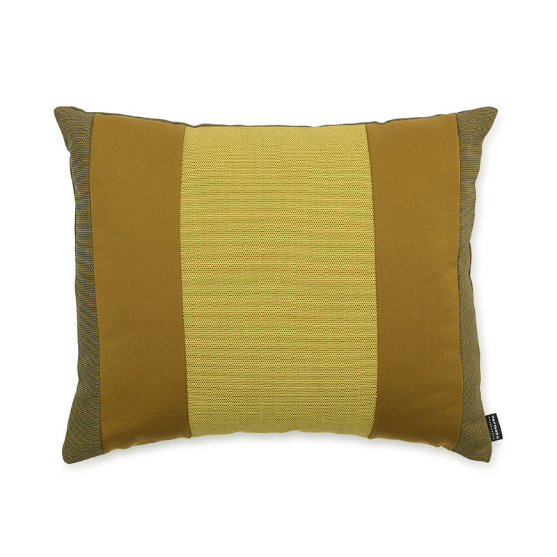 Image of   Normann Cph Line Cushion Curry 50 x 60