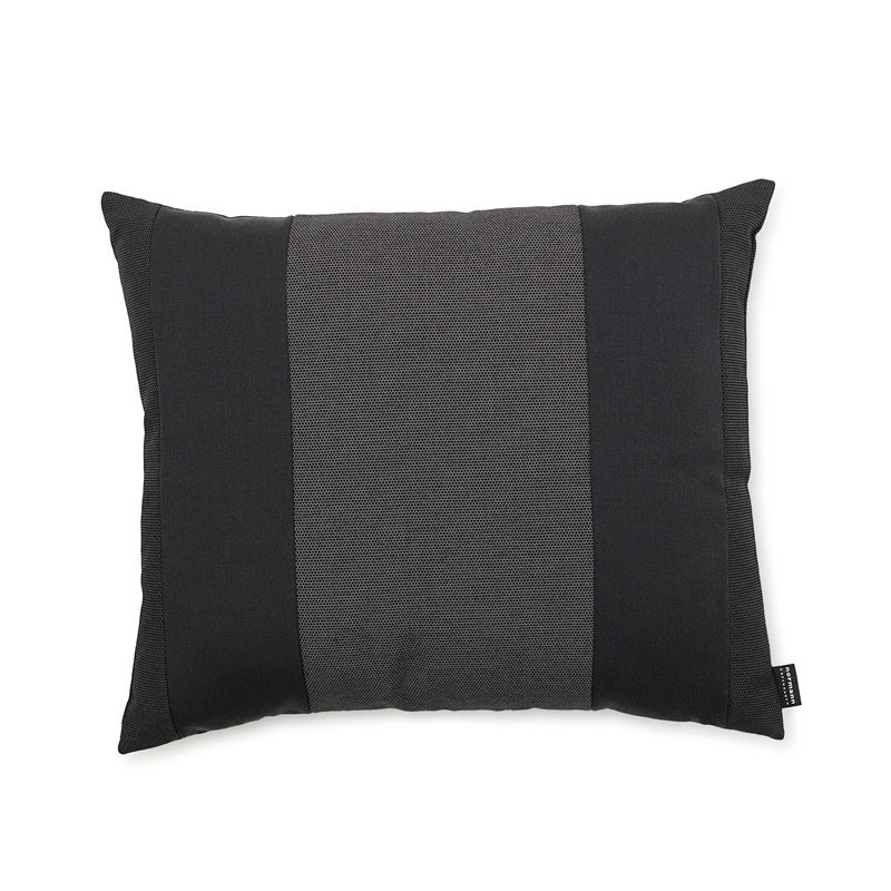 Image of   Normann Cph Line Cushion Dark Grey 50 x 60