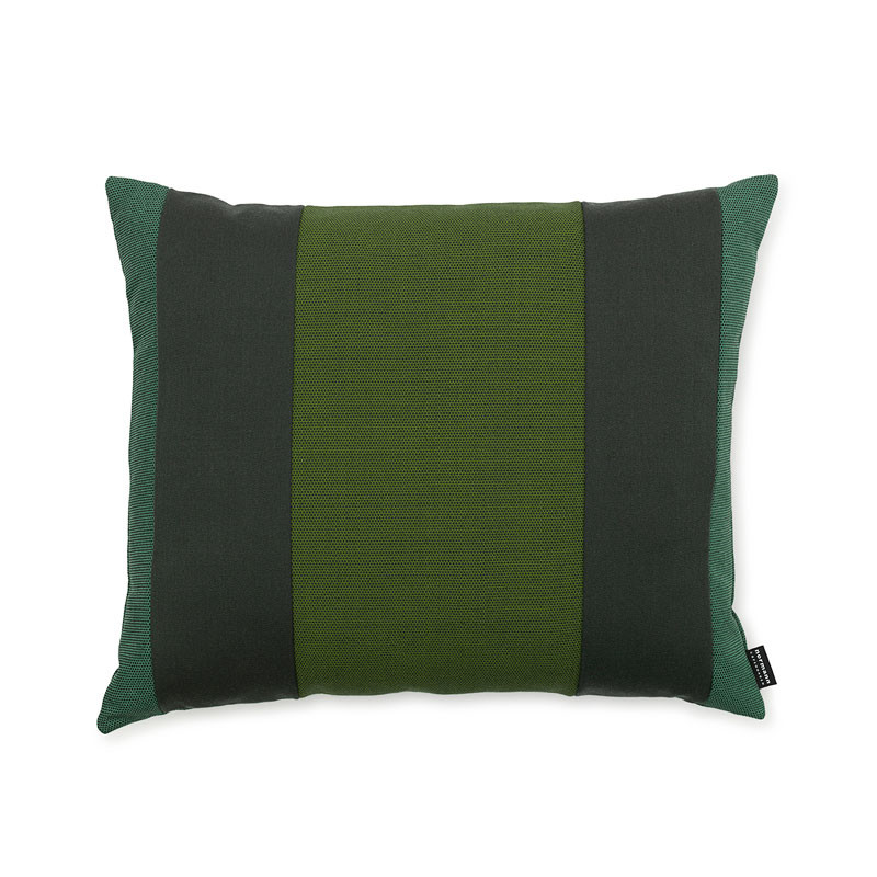 Image of   Normann Cph Line Cushion Green 50 x 60