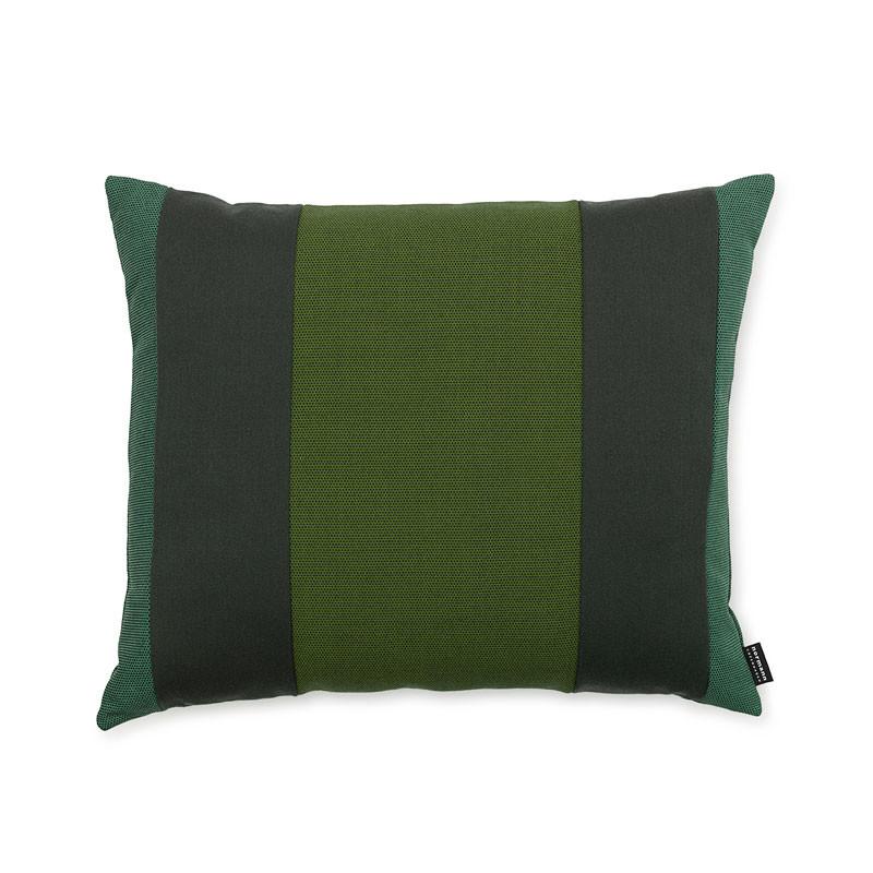 Image of   Normann Cph Line Cushion Green 50 x 60