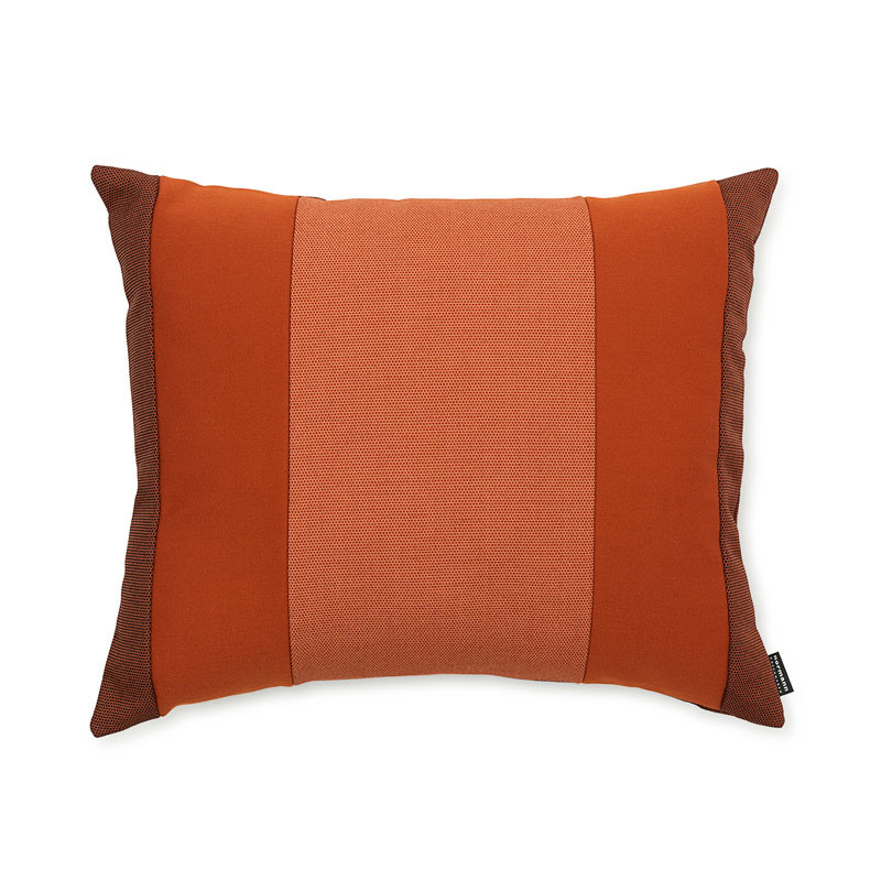 Image of   Normann Cph Line Cushion Orange 50 x 60