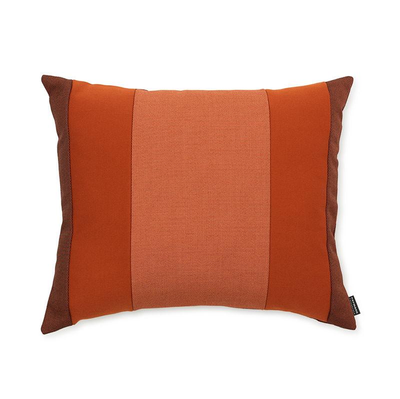 Image of   Normann Cph Line Cushion Orange 50 x 60