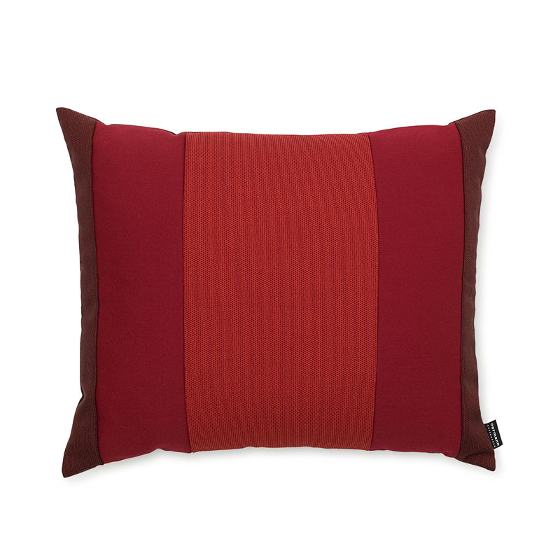 Image of   Normann Cph Line Cushion Red 50 x 60