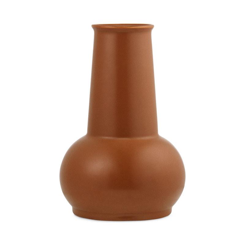 Image of   Normann Cph Tivoli Bazaar Vase Medium Caramel
